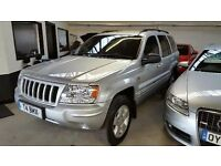 Jeep grand cherokee 2.7 crd SOLD