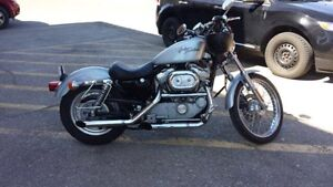 *SOLD pending pickup* 2001 Sportster 883 Converted to 1200