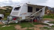 "CARAVAN NEW AGE BIG RED 20 SERIES (21'6"") SEMI OFF-ROAD2012 Waikerie Loxton Waikerie Preview"