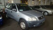 1999 Honda CR-V (4x4) Silver 5 Speed Manual 4x4 Wagon Georgetown Newcastle Area Preview