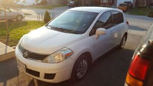 2007 Nissan Versa S $4200 obo Certified and Emission Tested