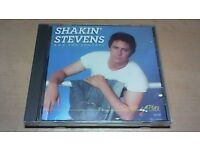 SHAKIN' STEVENS AND THE SUNSETS RARE CD