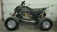 MINT SHAPE POLARIS OUTLAW 525KTM IRS QUAD TRADE FOR MOTORCYCLE