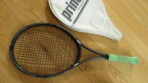 Raquettes de tenis et de badmington
