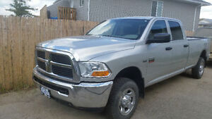2012 Dodge Power Ram 2500 Hemi 5.7L