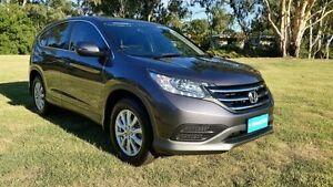 2014 Honda CR-V RM MY15 VTi Modern Steel 5 Speed Automatic Wagon Tanunda Barossa Area Preview