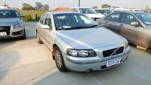 2004 Volvo S60 MY04 Aktiv Silver 5 Speed Sports Automatic Sedan St James Victoria Park Area Preview