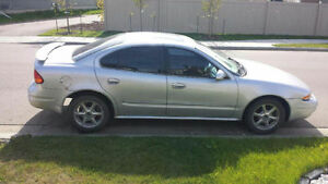 2002 Oldsmobile Alero GLS Sedan