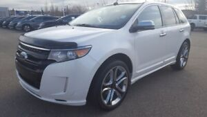 2013 Ford Edge AWD SPORT $21995 Navigation (GPS),  Leather,  Hea
