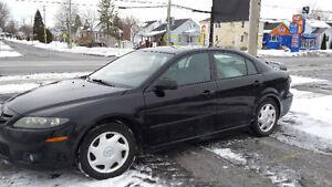 2007 Mazda Mazda6 Hatchback