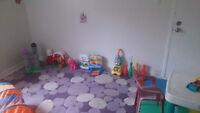 garderie en milieu familial privé au quartier verdun
