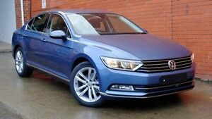 2015 Volkswagen Passat 3C (B8) MY16 Blue 6 Speed Sports Automatic Dual Clutch Sedan Hobart CBD Hobart City Preview