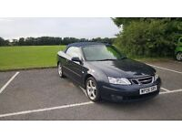 SAAB 93 1.9 DTI CONVERTABLE 150BHP GOOD CONDITION 10 MONTHS MOT