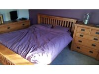 bedroom set of furniture for sale