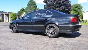 """1997 BMW 540i Manuelle """"La Mustang des BMW"""""""