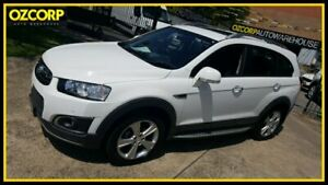 2014 Holden Captiva CG MY15 7 LTZ (AWD) White 6 Speed Automatic Wagon Homebush Strathfield Area Preview