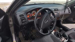 2005 Acura EL Sedan- Manual SELLING AS IS - CHEAP