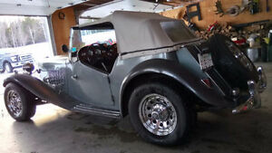 *** 1952 MG - TD Convertible *** FURTHER REDUCED