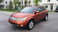 2003 NISSAN MURANO SE . FULLY LOADED WITH ALL THE OPTION SUV