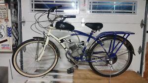 Awesome Motorized Bike