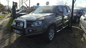 2013 Volkswagen Amarok Grey Automatic Utility Dandenong Greater Dandenong Preview
