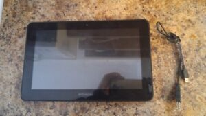 "10"" Inch Polaroid Tablet With Charger And 16 GB Memory Card!"