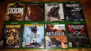XBOX One First Person Shooter Games (Various Prices)