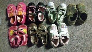 Little Girl's Shoes - Size 5-6 - 7 pairs - O.B.O.