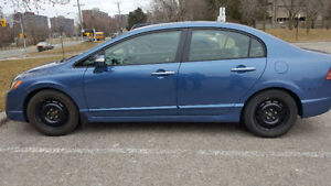2006 Acura CSX Premium Sedan BLUE LOW KMS....