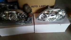 Honda Civic lights brand new