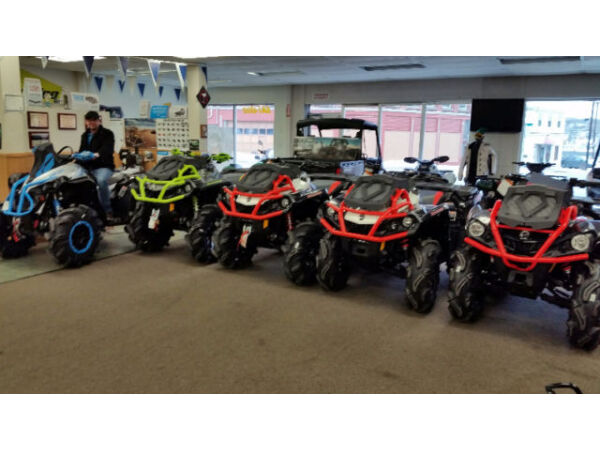 Used 2016 Can-Am CAN-AM 850 XMR