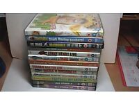13 x COMEDY-STAND UP DVD'S-COLLECTION-JOBLOT-JETHRO-ALAN CARR-GRAHAM NORTON