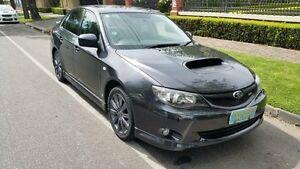 2009 Subaru Impreza MY09 WRX (AWD) Dark Grey 5 Speed Manual Sedan Nailsworth Prospect Area Preview