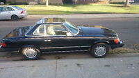 1983 Mercedes 380 SL For Sale