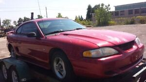 WE ARE PARTING OUT A 1995 FORD MUSTANG Windsor Region Ontario image 2