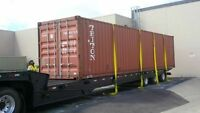 used 20' and 40', 40' CH sea shipping containers for sale/
