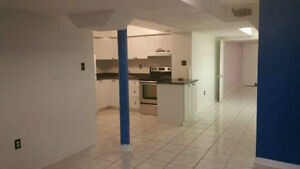 Available October 1st, 1 Bedroom basement