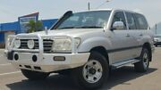 2005 Toyota Landcruiser HDJ100R GXL Silver 5 Speed Automatic Wagon Bungalow Cairns City Preview