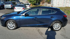 Mazda 3 GS Berline 2015 - 15000 KMS - Garantie (2 ans)