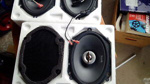 F150 speakers -Infinity reference 8602cfx