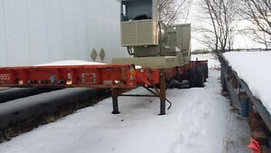 Expandable Container Trailer