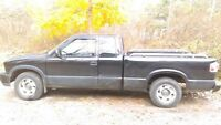 2001 GMC Sonoma Pickup Truck