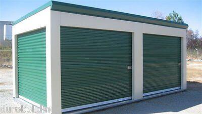 Durosteel Janus 8x8 Commercial 1000 Series Metal Roll-up Door Hdwe Direct