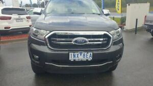 2018 Ford Ranger PX MkIII 2019.00MY XLT Pick-up Super Cab Magnetic Grey 10 Speed Sports Automatic Traralgon Latrobe Valley Preview