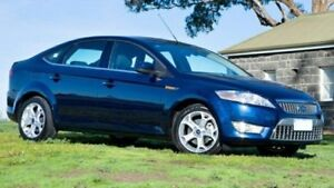 2008 Ford Mondeo MA TDCi Blue 6 Speed Sports Automatic Hatchback Para Hills West Salisbury Area Preview