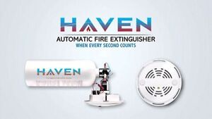 Save $50 off the purchase of a HAVEN with Fire Prevention Month!