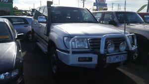 2004 Toyota Landcruiser HDJ100R GXL Silver 5 Speed Automatic Wagon Cheltenham Kingston Area Preview