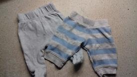 Baby Boy trousers Tiny Baby New Born