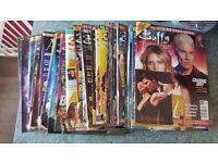 Buffy the vampire slayer magazines