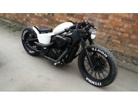 HONDA BOBBER custom built